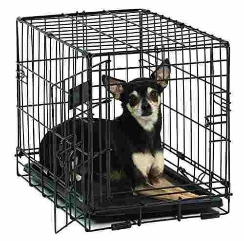 Jaula Plegable Para Mascotas De Midwest 18 Pulgadas