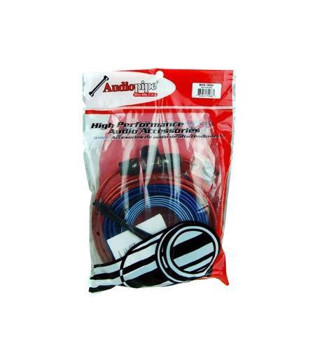 Kit De Cables Para Planta Calibre 8 Audiopipe Bms-1500x