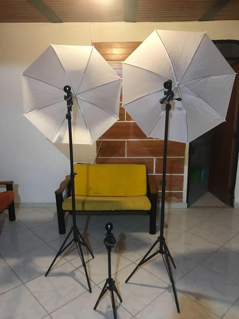 Kit de Fotografía profesional