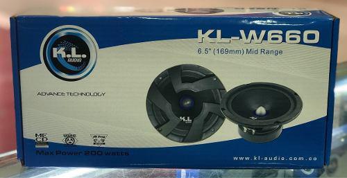 Medios Kl Audio Kl-w660