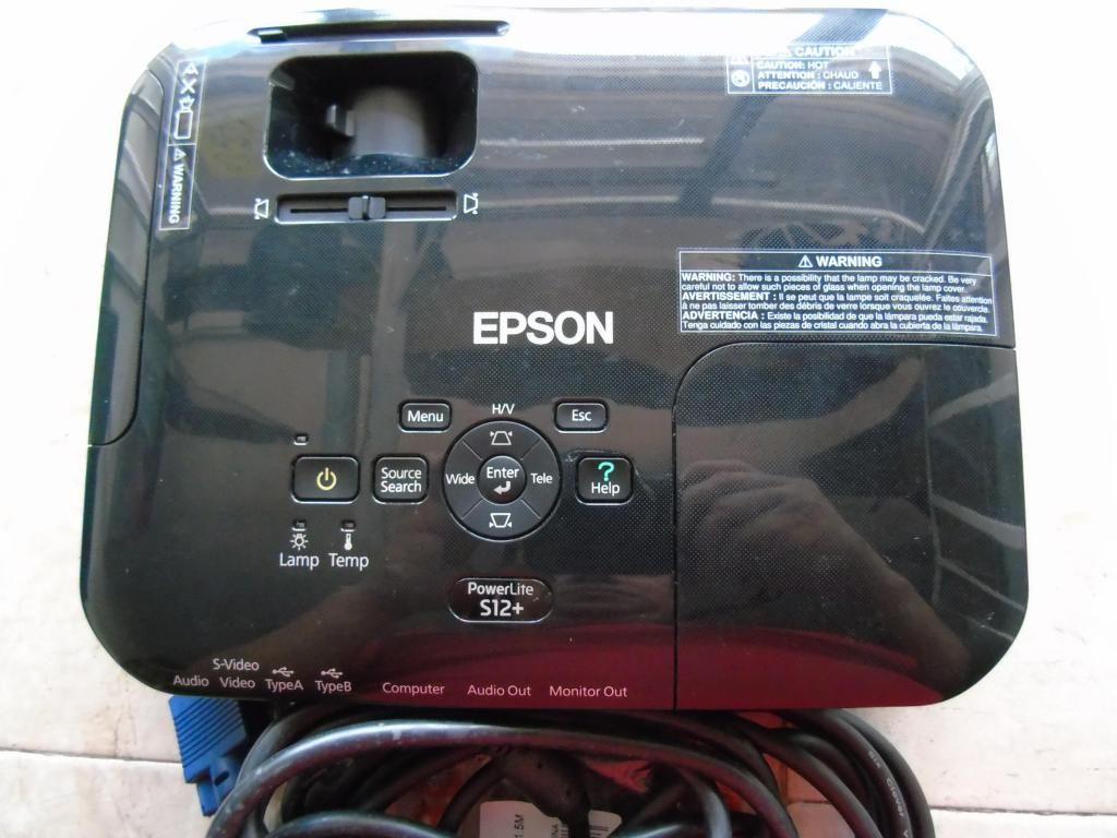 Proyector De Vídeo - (video Beam) Epson H430a