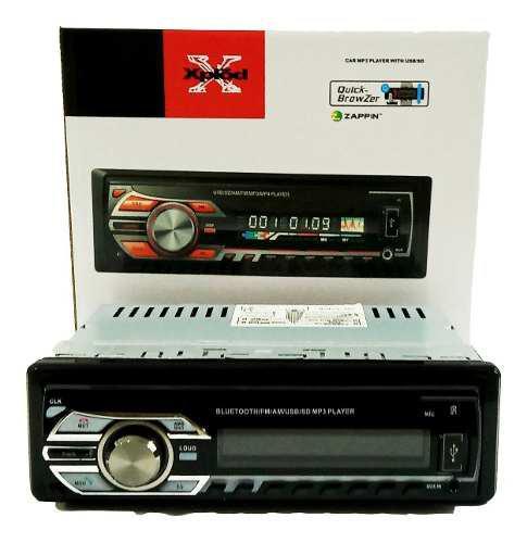Radio Estereo Bluetooth Para Auto 50w*4 Xplod