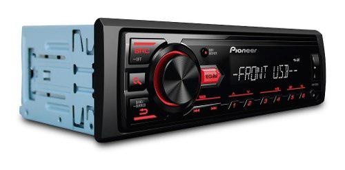 Radio Para Carro Pioneer Mvh-85ub Usb Auxiliar Mp3