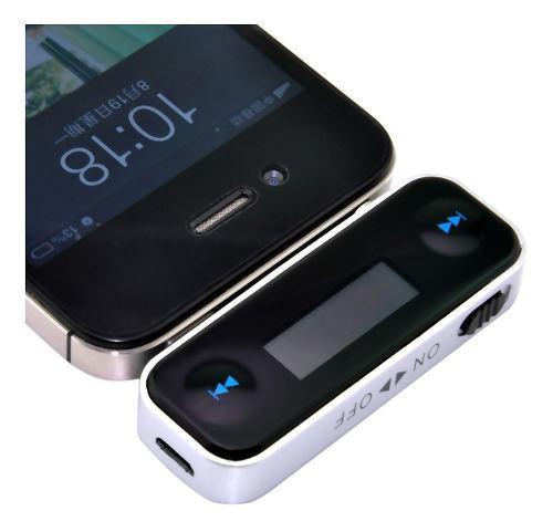 Transmisor Fm Bluetooth Para Carro T-8