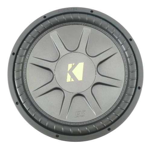 Bajo Kicker 15 Pulgadas Doble Comp Bobina Es154d