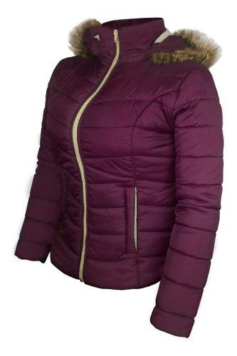 Chaqueta Acolchada Impermeable Mujer Mickaelson