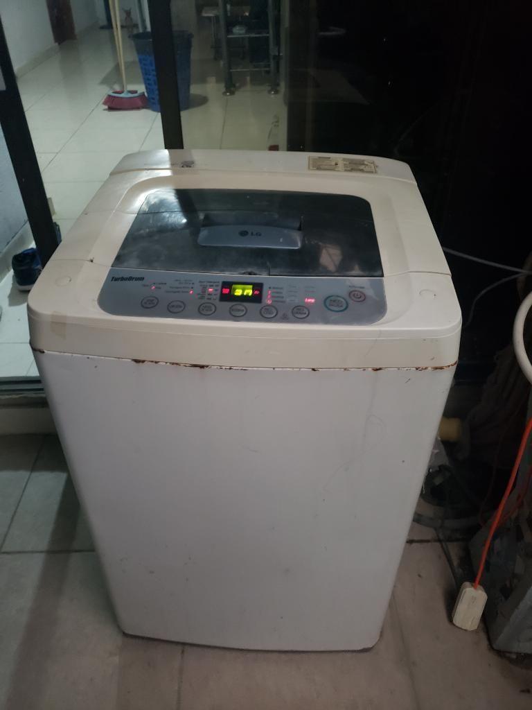 Lavadora Lg para Reparar O Repuesto