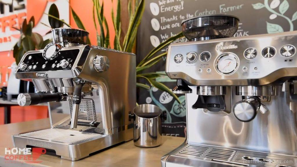 Maquina Capuccinera con Molino de Café