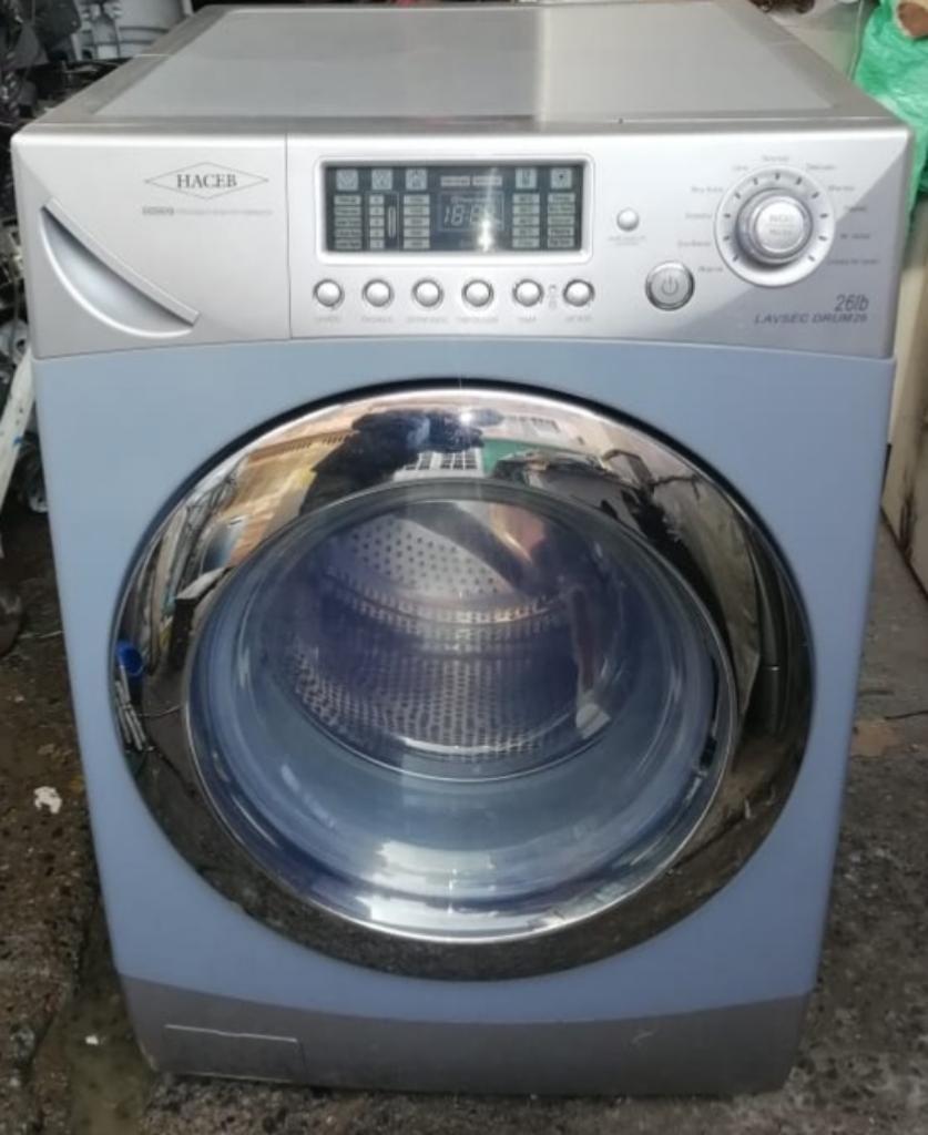 Se Vende Lavadora Secadora 26 Lb Haceb