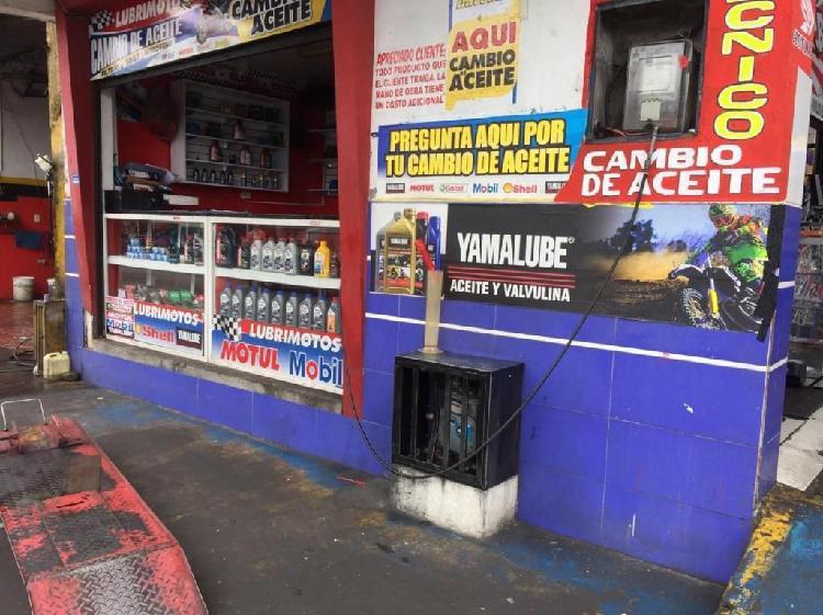 Vendo Cambiadero de aceite y repuestos sector 01