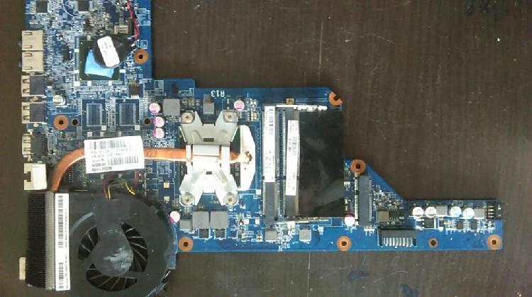 Board Portátil Hp Core I5 2a. con Proces Hp Pavilion G