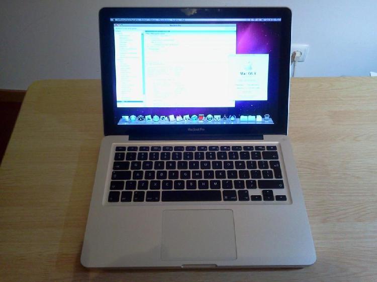 MacBook Pro de 13 pulgadas, modelo 2011
