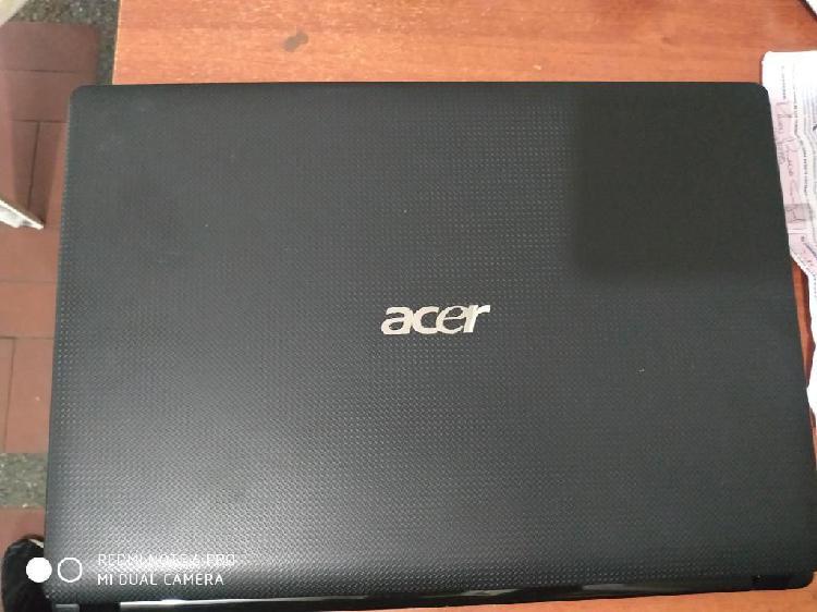 Se Vende Portátil Acer 500 Gb 4 Ram