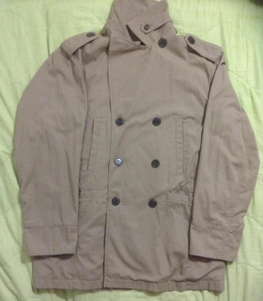 Abrigo o gabán marca hm talla   Posot Class