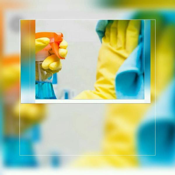 Empresa de Aseo Ofrece Limpieza a Reside