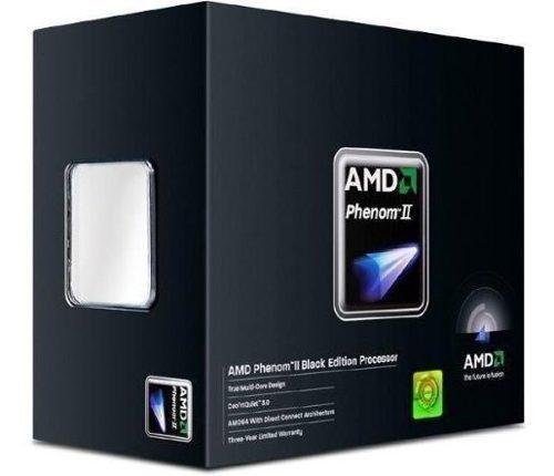 Amd Phenom Ii X4 965 Black Edition 3,4 Ghz Am3 Procesador Cu