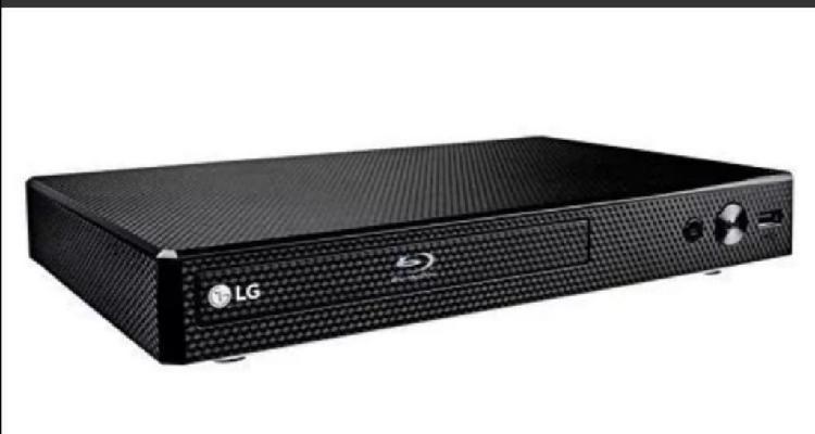Blu Ray Lg Bp550 Reproductor Smart 4en1