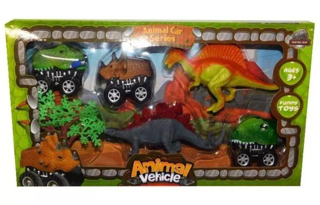 Dinosaurios Jurassic World Rex Animales Juguete Ref Kze