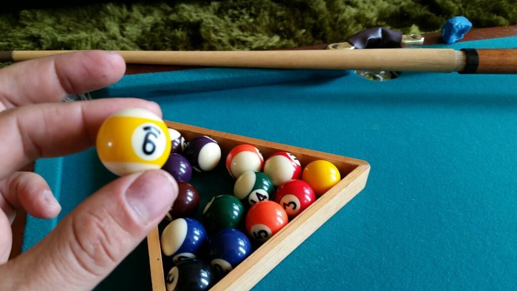 Mesa de Billard Pool Coleccion Original