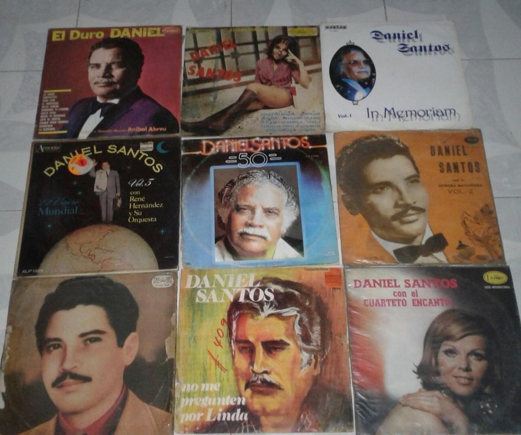 en Venta Discos Lp de Daniel Santos