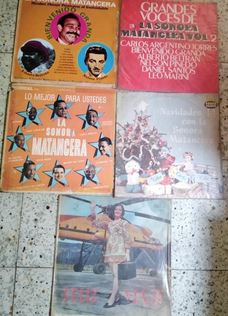 en Venta Discos Lp de Sonora Matancera