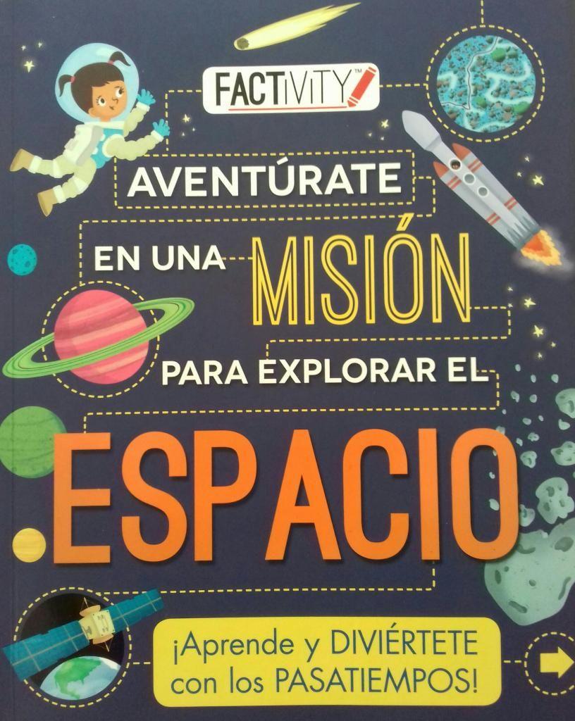 libro mision en el espacio astronomia. compra Regalo de