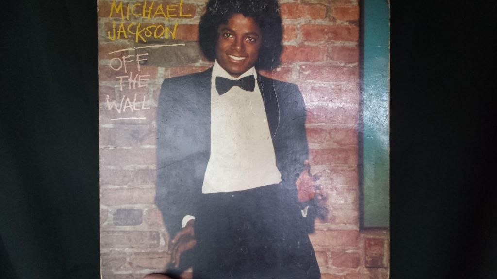 lp vinilo michael jackson of the wall made in usa