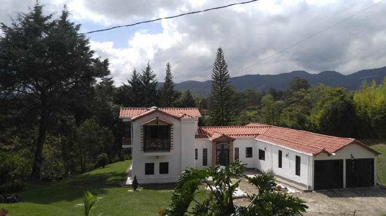 Casa En Arriendo En Retiro La Fe Cod. ABMER126062