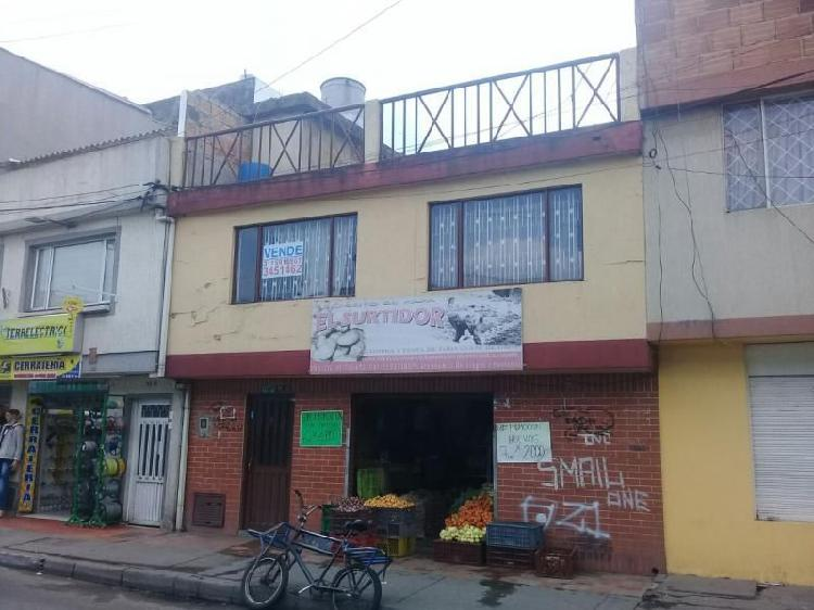 Casa En Venta En Bogota San Cristobal Cod. VBAAV110122