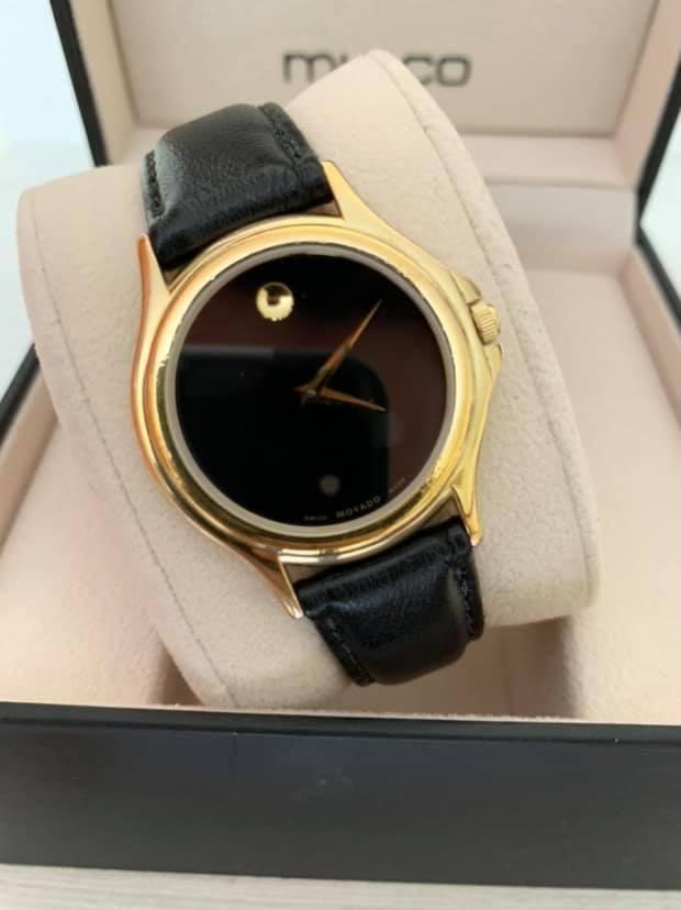 Reloj Movado Ref 87-E para caballero original