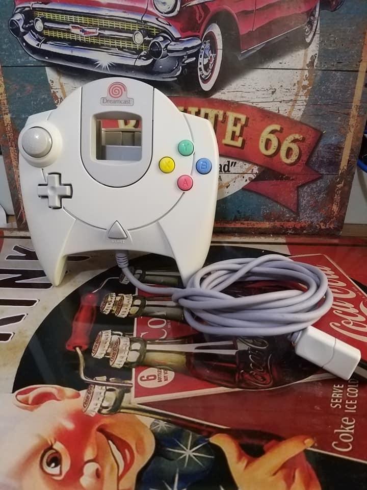 Vendo Control Original y Genuino HKT- para Consola Sega
