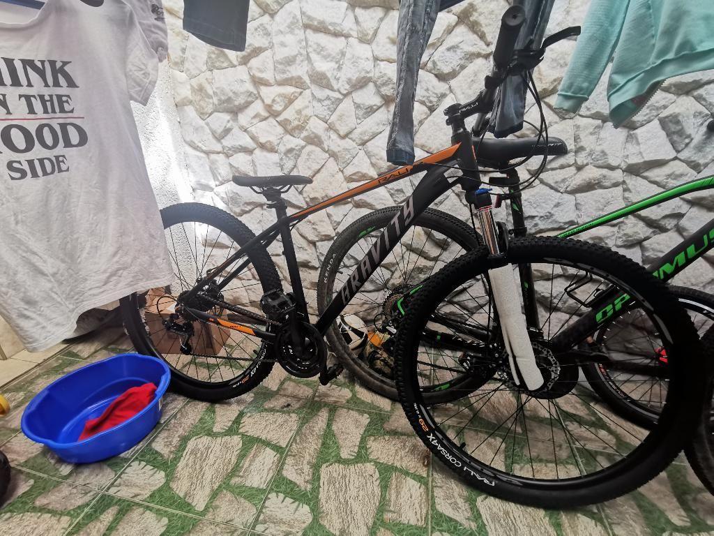 Bicicleta Gravity Aluminio Rin 29 M