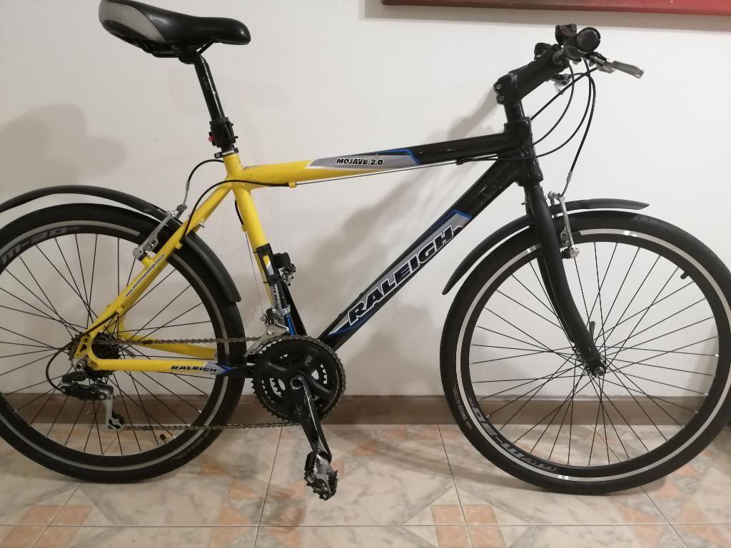 Bicicleta Raleigh en Aluminio Rin 26''