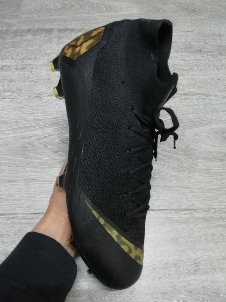 Guayos Nike Mercurial Superfly Negro