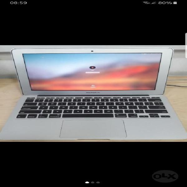 Macbook Air 11 Pulgadas Early 2014