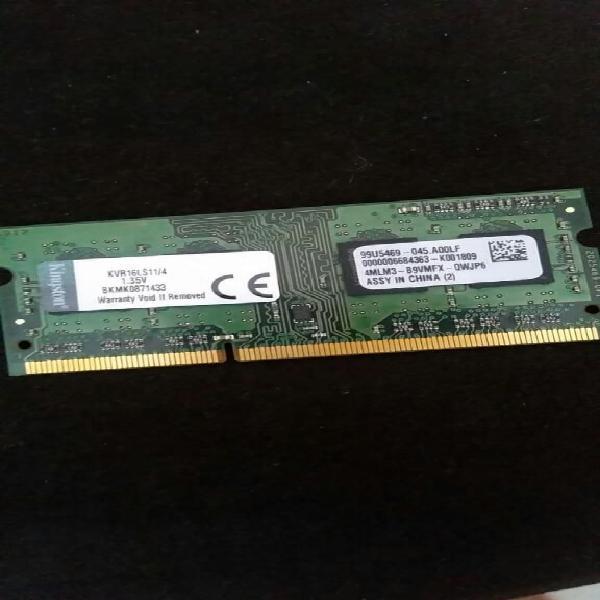 Memoria Ram Ddr3 12800 1600 Portatil