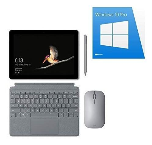 Microsoft Surface Go Win 10 Pro Business Tablet, Up To