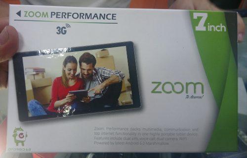 Tablet Zoom Performance 7 Wifi/3g Dual Sim