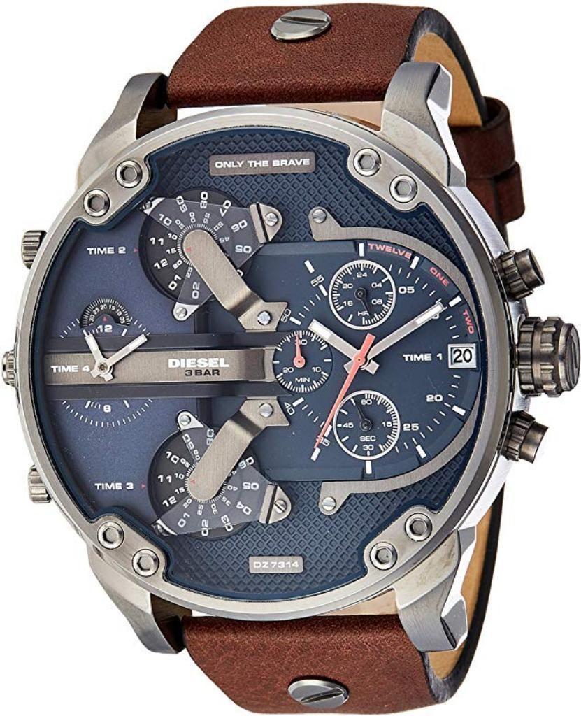 Reloj Diesel Dz Mr Daddy