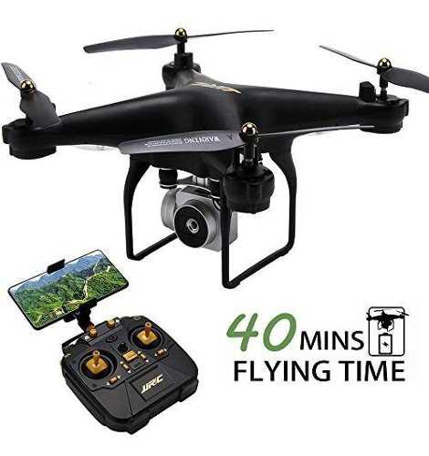 Jjrc H68 Rc Drone 20 Minutos De Largo Con Camara Extraible 7