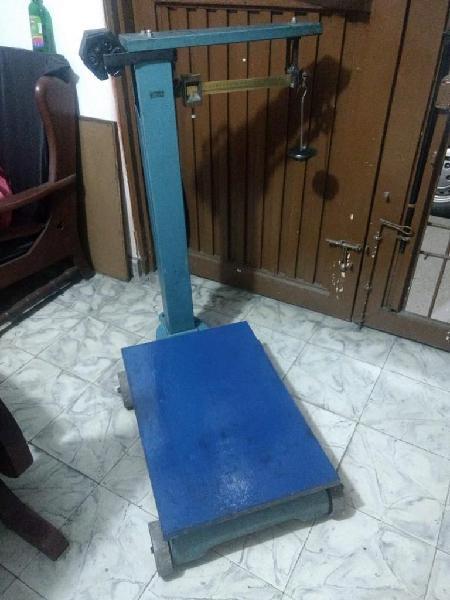 Oferta Bascula Balanza Calibrada 500 Kil