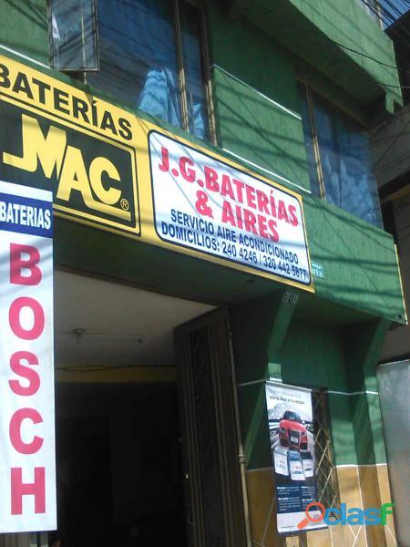VENTA DE Baterías a domicilio 24 Horas / Bogotá