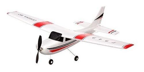 Wltoys F949 3ch 24g Cessna 182 Micro Rc Rtf De Avion