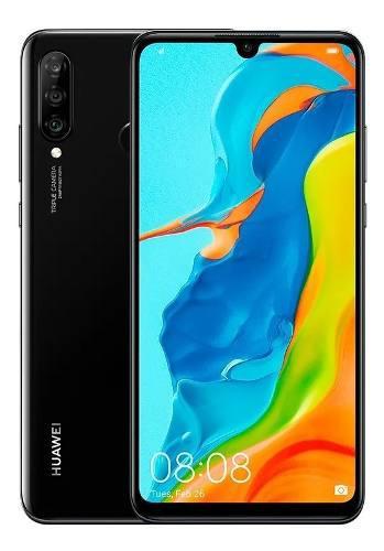 Celular Huawei P30 Lite 128gb 4g Lte Camara 32mp Ram 4gb