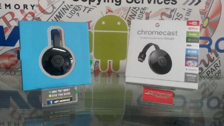 Google Chromecast 3 Netflix Youtube Original Envio Gratis