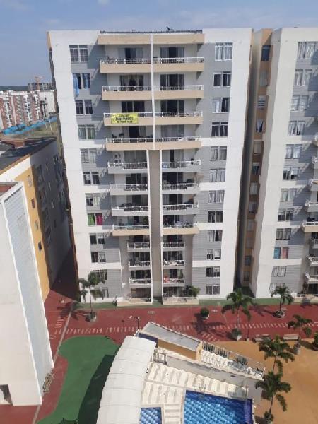 87790 - Hermoso apartamento como nuevo en valle del lili