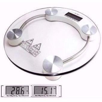 Balanza Personal De Baño Bascula Digital Pesa Persona 150