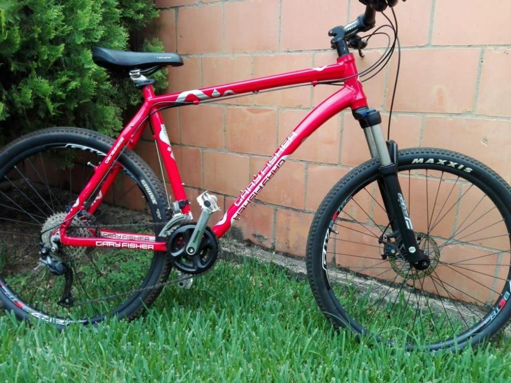 Bicicleta Todo Terreno Rin 27.5