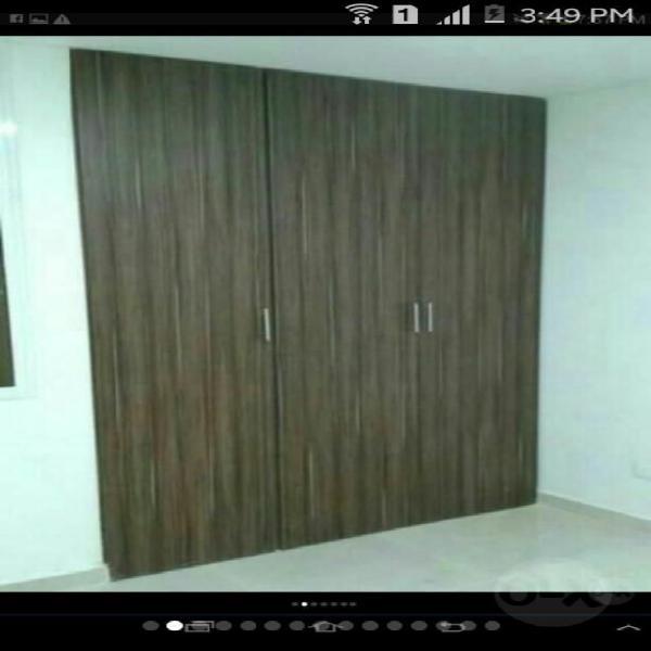 Fabricamos Closet Y Puertas en Rh
