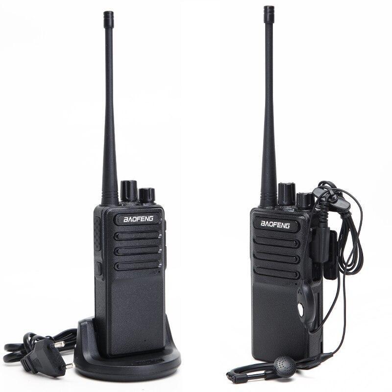 2 RADIOTELEFONOS COMPLETOS DE TODO NUEVOS BAOFENG DOBLE